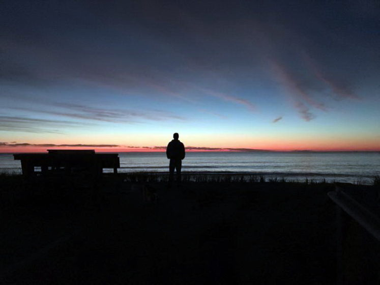 Sunrise November 18, 2017