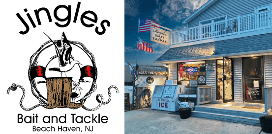 Jingles Bait and Tackle, Beach Haven NJ
